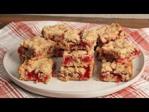 Breakfast Cranberry Oatmeal Bars | Ep. 1303