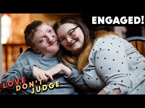 Our Love IS Real And We're Getting Married | LOVE DON'T JUDGE