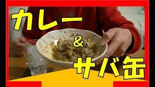 サバ缶簡単レシピ 遂に「カレー」に手を出した!激ウマ簡単レシピのご紹介