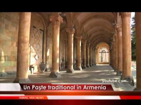 Un Paşte tradiţional în Armenia