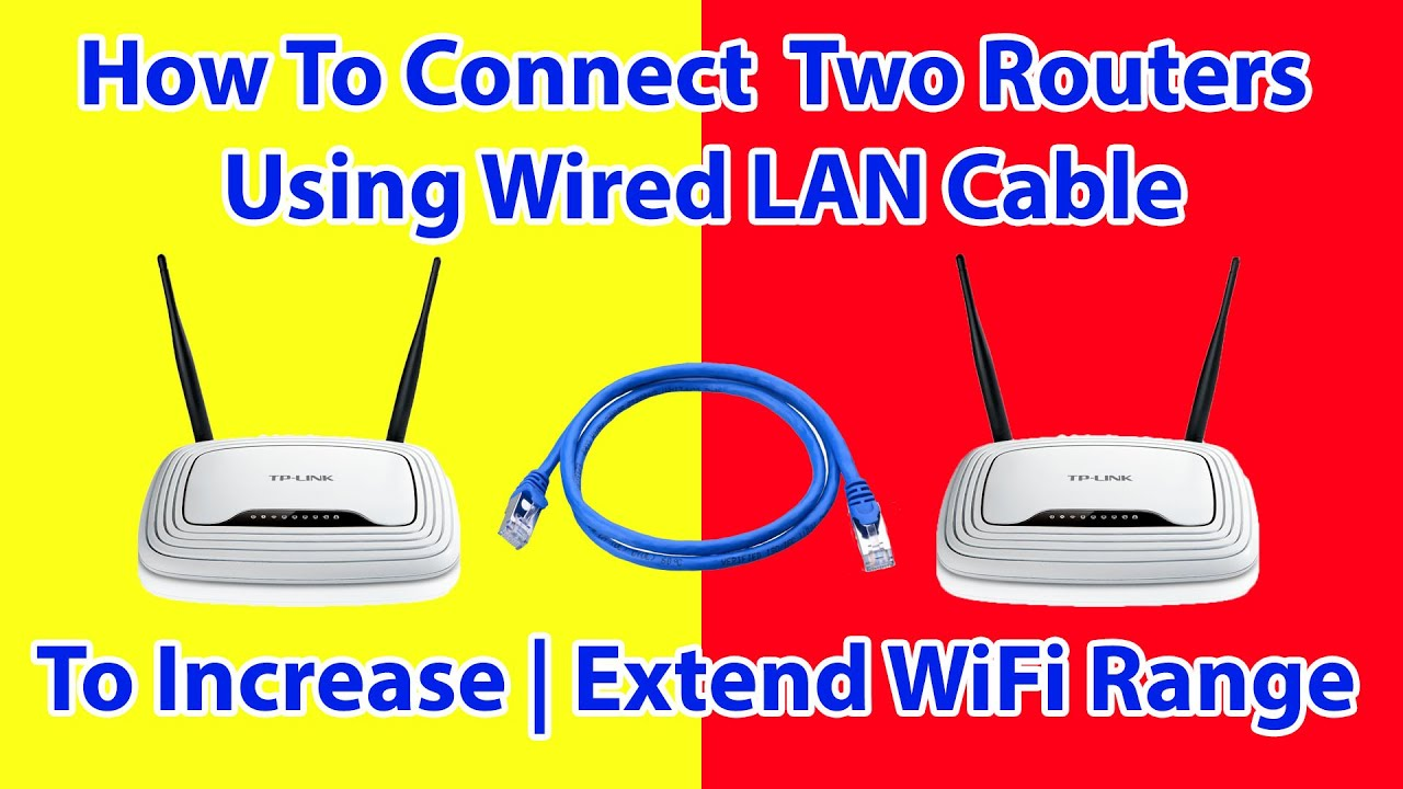 How to set up your router as a repeater to extend your wifi