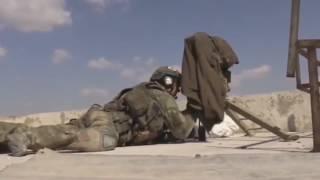 РУССКИЙ СПЕЦНАЗ ГАСИТ ИГИЛ  ирак Cирия  последние новости