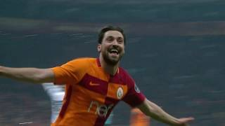 Galatasaray 2 - 1 Atiker Konyaspor #Özet