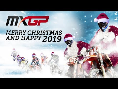 Merry Christmas and Happy 2019 - MXGP #Motocross
