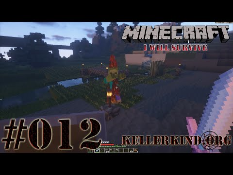 Minecraft: I will survive #012 - Ein Garten für EmKa ★ Let's Play Minecraft [HD|60FPS]