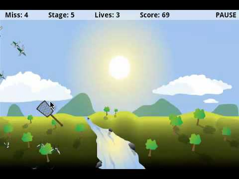 Video of Funny Mosquito Smasher Free