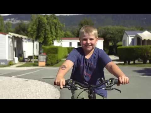Bienvenue au Camping la Colombière Neydens haute Savoie France