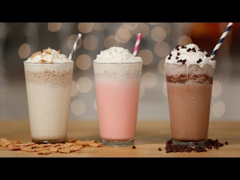 Video Make 3 Frappuccinos From Starbucks' Secret Menu | Eat the Trend