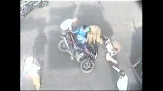 Signal Jumping Accident Bikes Crash by Bangalore Traffic Police