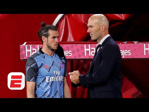 Gareth Bale TURNED HIS BACK on Real Madrid by telling Zidane he won't play – Ale Moreno | ESPN FC