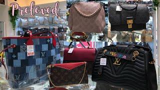 LOUIS VUITTON Secondhand Luxury Handbags