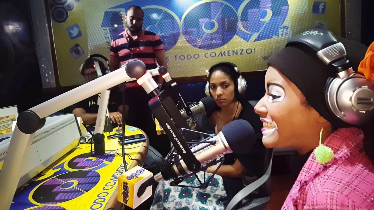 De Parada Radio Show Entrevista a Mimi XZ     23/02/16