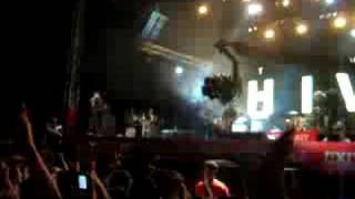 The Hives - Hate To Say I Told You So - Live EXIT '08
