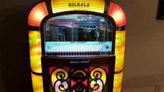 C.C. Rider by Chuck Willis Playing on a Rockola 1422 jukebox