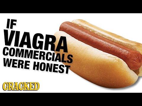 Kdyby byly reklamy na Viagru upřímné