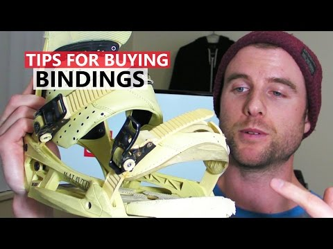 Tips for Buying Snowboard Bindings – Snowboarding Gear