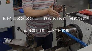 Engine Lathe Training Video