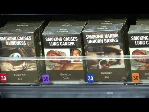 Untersagtes Video Rauchen aufzugeben