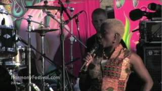 Angelique Kidjo @ Harmony Festival - Afirika