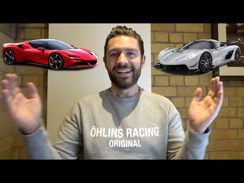 NEW Cars I'm Most Excited For In 2020! New Porsche 992 GT3, Koenigsegg Jesko, Ferrari Roma...
