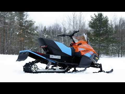 2022 Yamaha SnoScoot ES in Trego, Wisconsin - Video 1