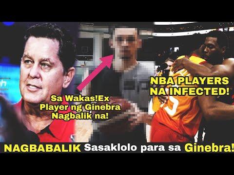 NAGBALIK NA!| EX-PLAYER NG GINEBRA SINO SIYA?| PBA LATEST NEWS UPDATES| Ginebra PBA UPDATES