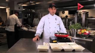 """مطبخ الماريوت """"5"""": ملوخية بالجمبري"""