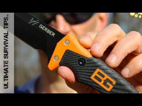 Gerber Bear Grylls Ultimate PRO Survival Knife – REVIEW – Best Gerber Survival Knife? 31-001901