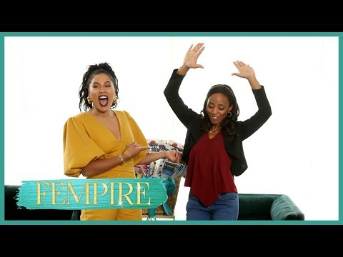 'Fempire': Ayesha Curry Helps Single Mom Run Non-Profit of Her Dreams