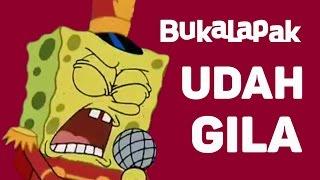 Gambar cover BUKALAPAK UDAH GILA PARODY by Spongebob ft. HTT, Suzumiya Haruhi, & Kitauji Orchestra
