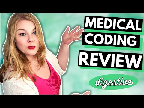 Medical Coding CPC Review - Digestive System ICD-10-CM and CPT