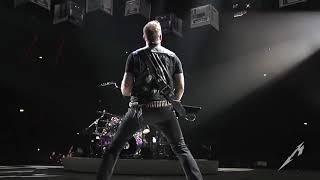 Metallica. Live show 2018