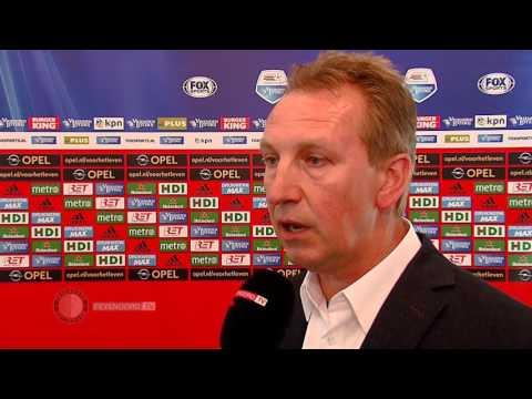Hoofd Feyenoord Academy Grootscholten per 1 maart weg bij Feyenoord