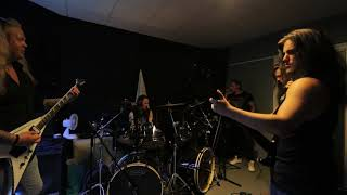 METAL GODS (Judas Priest Cover Band) Rehearsal: Ram It Down