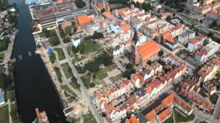 preview picture of video 'Visit Elblag! - video in English'