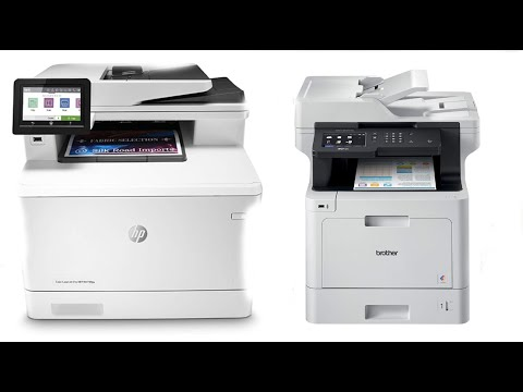 Top 5 Best Black And White Laser Printer HP & Brother 2020