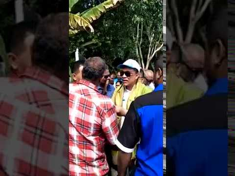 Kempen Anwar Ibrahim di Bukit Pelandok, Port Dickson terjejas ... Dihalau
