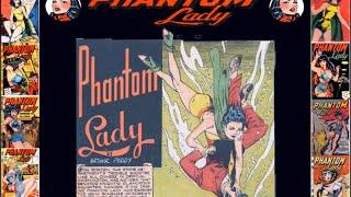 "Phantom Lady: Police Comics # 08 ""Chaos In Cuba"""