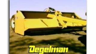 Degelman Land Leveler/Scraper LL3050 & LL3650
