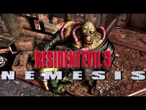Gameplay de Resident Evil 3: Nemesis