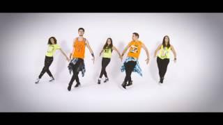 Bruno Mars  24K Magic  Dance  Zumba Fitness Choreo By Claudiu Gutu