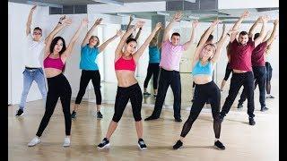 Aerobics workout for beginner   weight loss workout   cardio   Vishal Prajapati   2018