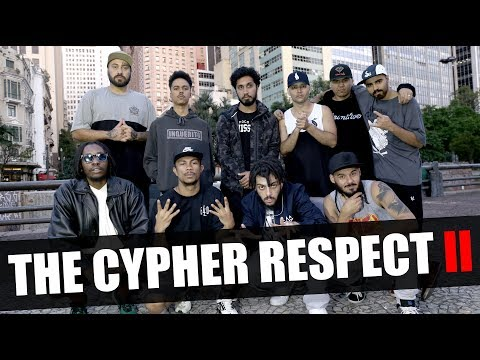 Música The Cypher Respect Vol 2 (Letra)