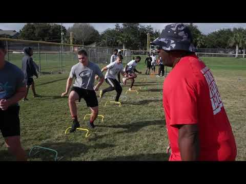 Excel Speed Central Florida All Stars 7v7 Training
