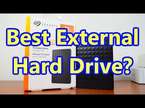Seagate Expansion 1TB External Hard Drive Review And Benchmark