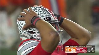 Clemson vs Ohio State CRAZY Final Minutes PlayStation Fiesta Bowl 2019!