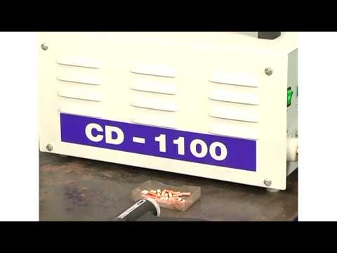 CD 1100 Artech Capacitor Discharge Stud Welder Machine
