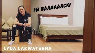 I'm Baaaaaack! - YouTube PopUp Space And NextUp Manila 2018 - Lyqa Lakwatsera