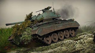 М24 ДЕЛАЕМ ДЫМ  | Лучший бой War Thunder #102