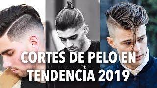 Tendencias de cortes de cabello 2019 para hombres